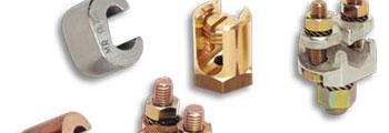 Zemniace a mechanické svorky pre priemysel